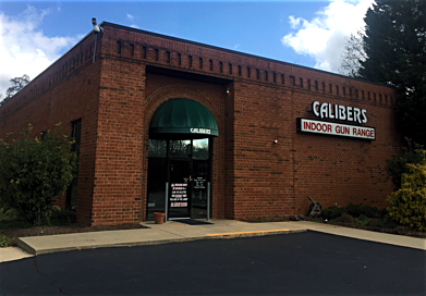 Calibers Indoor Gun Range And Concealed Carry Classes